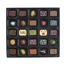 Happy Birthday - Luxe Chocolate Box
