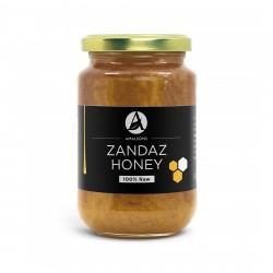 Raw Moroccan Zandaz & Wild Flower Honey | 100% Pure, Raw & Unpasteurised