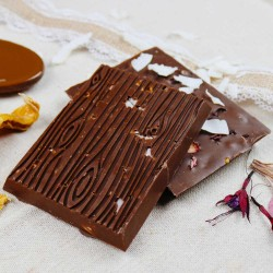 Mango, Coconut and Hibiscus | Vegan Chocolate (4 Bars)