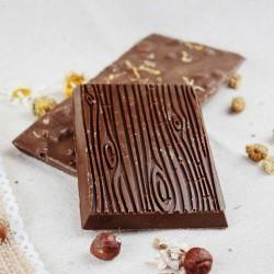 Mulberry, Hazelnut and Marigold | Vegan Chocolate (4 Bars)