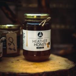 Spanish Heather Honey | 100% Pure, Raw & Unpasteurised