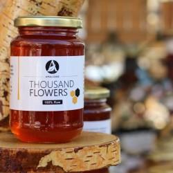 Spanish Thousand Flowers Honey | Pure, Raw & Unpasteurised