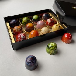 Pick Your Own Colourful Chocolate Box