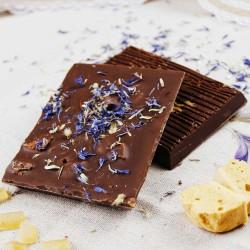 Lemon, Honeycomb & Cornflower | Vegan Chocolate (4 Bars)