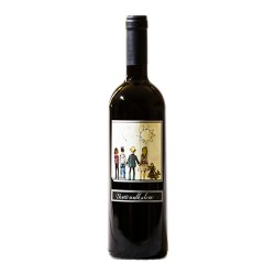 Organic Italian Red Wine | Sangiovese (75cl)