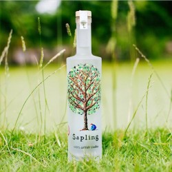 Sapling Climate Positive British Vodka