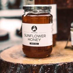 Spanish Sunflower Honey | Pure, Raw & Unpasteurised