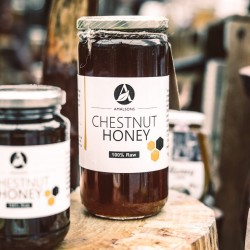 Spanish Chestnut Honey | Pure, Unpasteurised & Raw