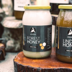 Polish Forest Honey 1.2kg | Pure, Raw, Unpasteurised