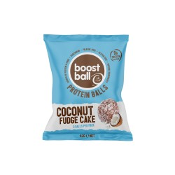 Coconut Fudge Cake Protein Balls (12 pack)