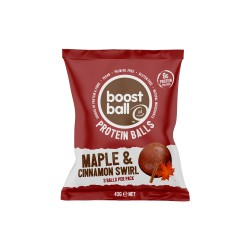 Maple & Cinnamon Roll Protein Balls (12 packs)