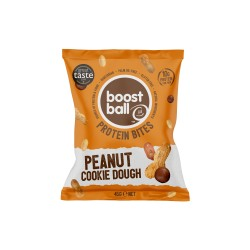 Peanut Butter Cookie Dough Protein Bites (12 pack)