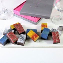 Art Selection Chocolates | Pure Indulgence Range One (Box of 12)