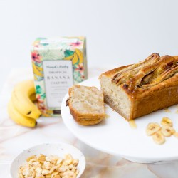 Tropical Banana Cake Mix (Vegan, Gluten Free)