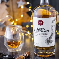 Auld Acquaintance Blended Scotch Whisky, 70cl