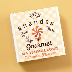 Gourmet Caramel Marshmallows (Vegan)