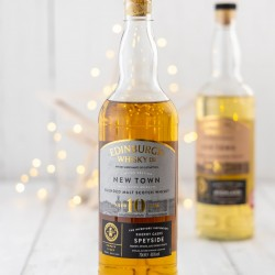 Edinburgh Whisky New Town Blend, the Inventors' Inspiration 70cl