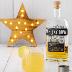 Whisky Row, Smooth And Sweet, Blended Whisky 70cl