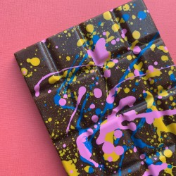 Cereal Killer - Lick Chocolate by Essy & Bella Chocolate. Vegan chocolate bar