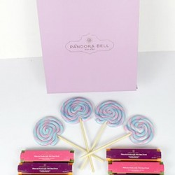 Pandora Bell Midnight Feast Confectionery Hamper