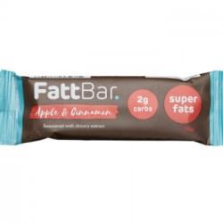 Low-Carb Keto Bars - Apple & Cinnamon