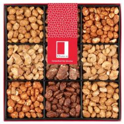 Luxurious Caramalised Nut Selection Gift Box