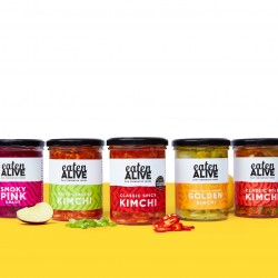Raw Kimchi Mixed Case