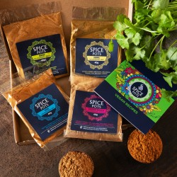 Vegan Curry Letterbox Gift Box