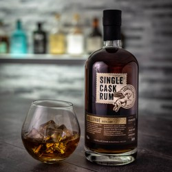 Bellevue Cask 21 Year Old Rum By Leith Stillroom 70cl