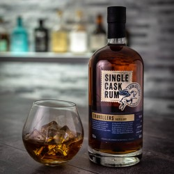 Travellers Cask 12 Year Old Rum By Leith Stillhouse 70cl