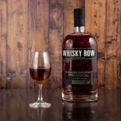 Whisky Row, Rich and Spicy , Blended Scotch Malt Whisky 70cl