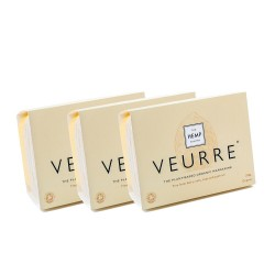 Veurre Creamy Organic Vegan Butter 200g (Pack of 3)