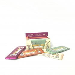 Hooey and Boo Dairy Free Chocolate Bar Collection Gift Box - 10 x 45g Bars