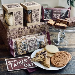 Father's Day Baked Treat Box