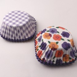Cupcake Cases Flower Shop: Pack Of 48