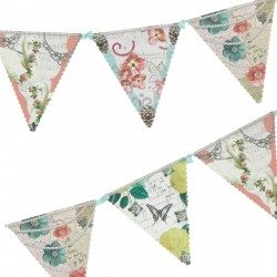 Party Bunting - Pastries & Pearls design