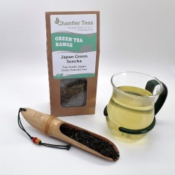 Japanese Green Sencha Loose Leaf Tea