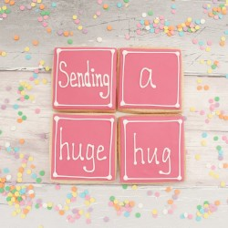 Sending a Huge Hug Cookie Gift Set