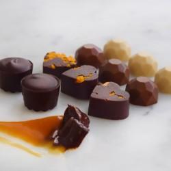 Award-Winning Vegan Chocolate Truffle 'Sweet Tooth' Box