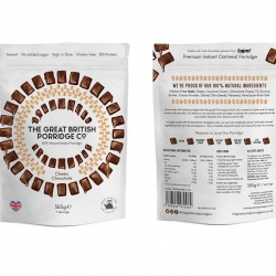 Classic Chocolate Instant Porridge (3 pack)