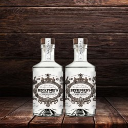 Beckford's White Pearl Coconut Rum - 2x20cl (25% ABV)