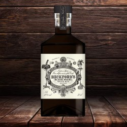 Beckford's Black Pearl Spiced Rum (70cl)