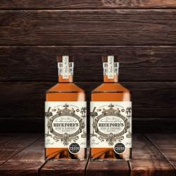 Beckford's Award Winning Caramel Rum (2x20cl)