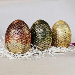 Vegan Chocolate Game of Thrones Dragon Eggs