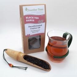 Decaffeinated Ceylon Loose leaf Black Tea