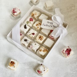 Father's Day Assorted Nougat Gift Box