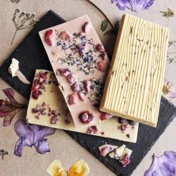 Gourmet Vegan White Chocolate Pack (3 Bars)