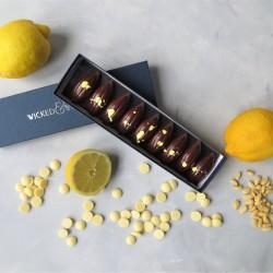 Pinenut & Lemon Chocolate Box