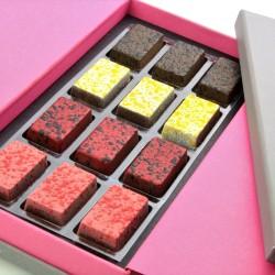 Art Selection Chocolates, Pure Indulgence Range Two ( box of 12)