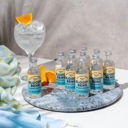 Set of 10 Bloody Bens Signature Gin Miniatures